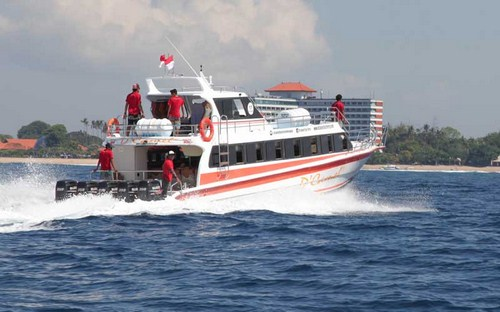 G-Force Fast Cruise to Nusa Lembongan, fastest way to lembongan island
